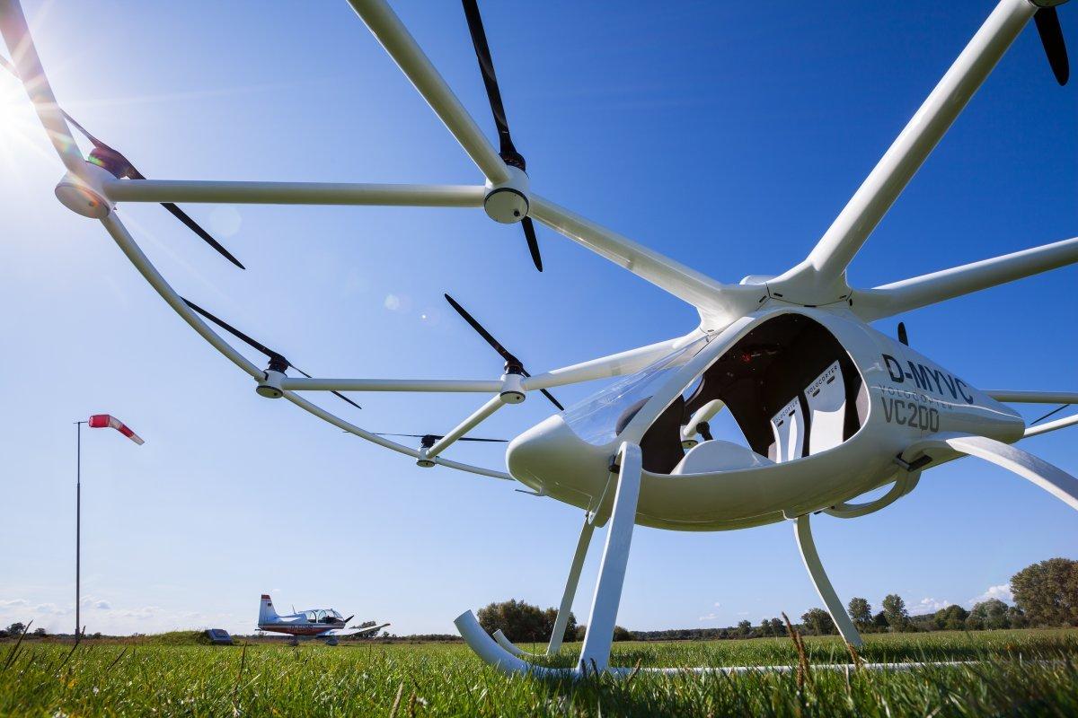 Boeing выкупит Aurora Flight Sciences для создания воздушных такси