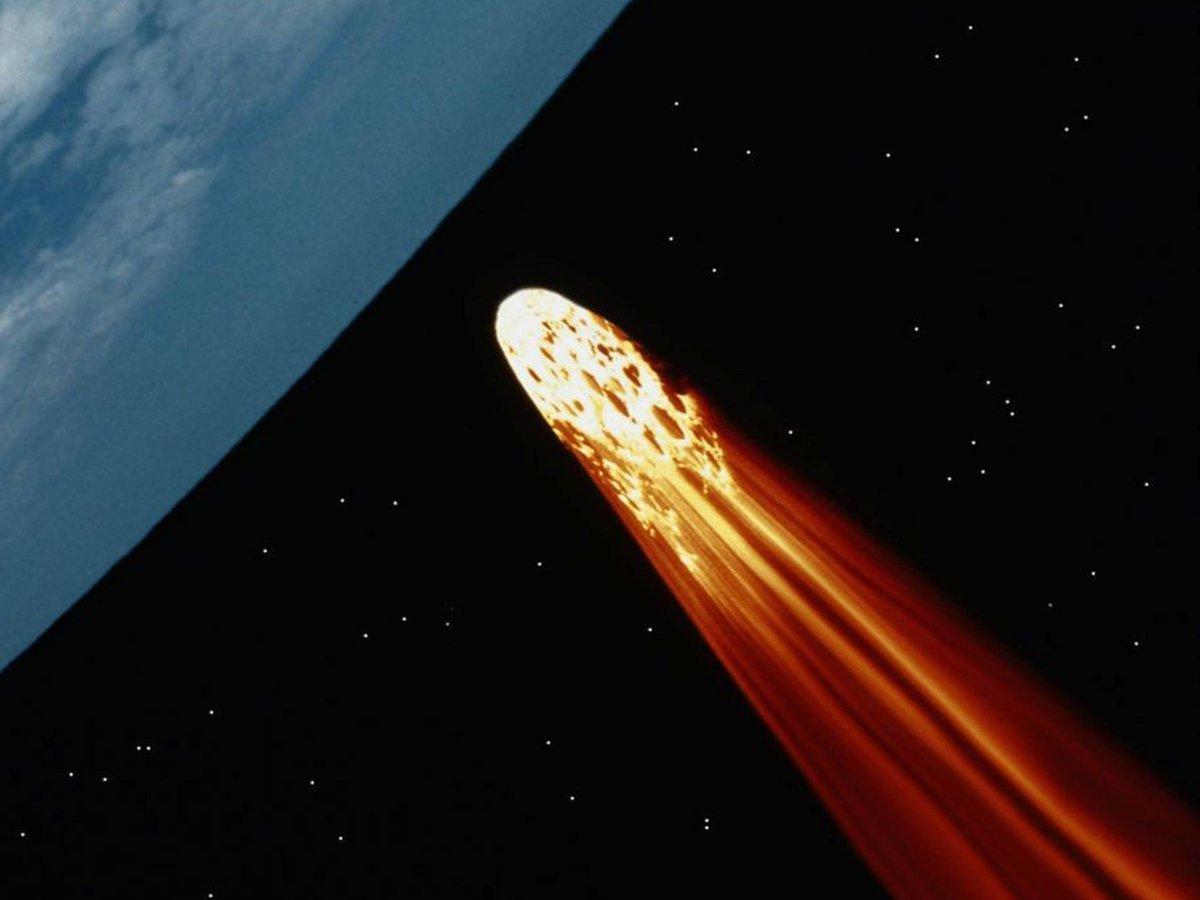 Ученые готовятся к новому апокалипсису Земля вошла в пояс астероидов