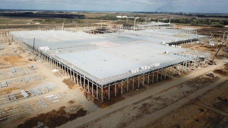 ВHaval назвали сроки начала работы нового завода в РФ