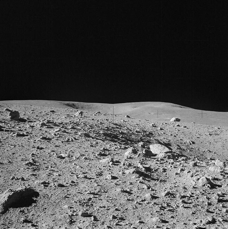 фото луны сделанные на луне земельном участке