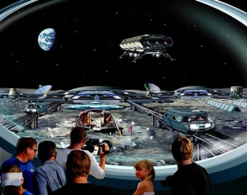 ВBlue Origin пообещали отправить туристов вкосмос уже в2019 году