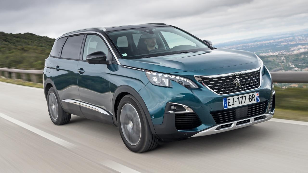 Новый кроссовер Peugeot (Пежо) показывает рекордные продажи