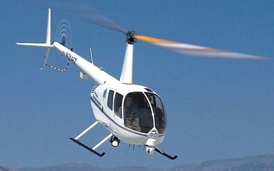При падении вертолета вБельгии пострадали 4 человека