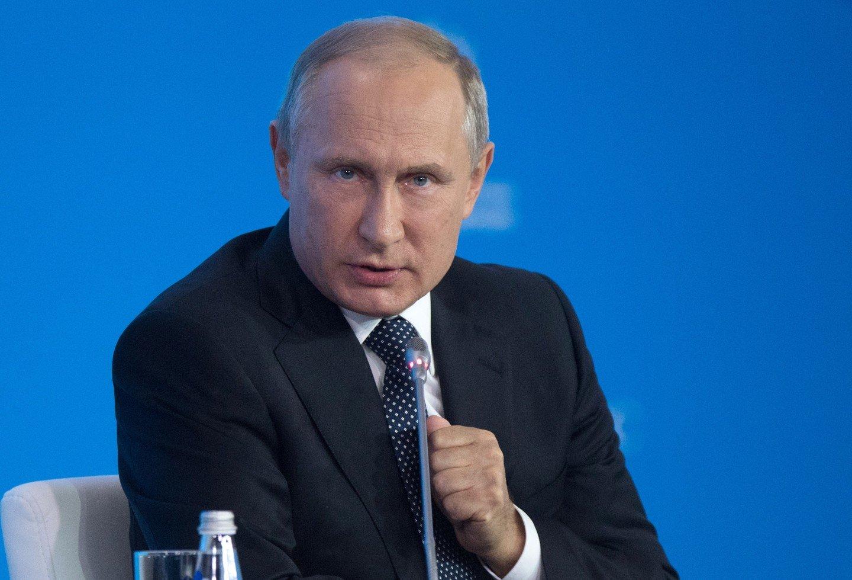 Путин дал указания проверить нарушения на выборах 10 сентября