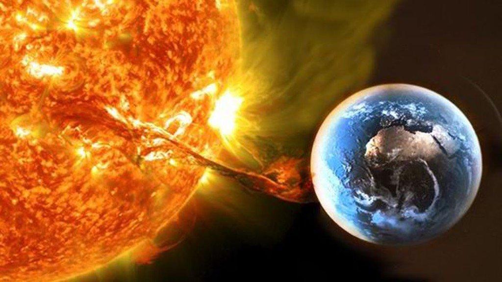 Землю накроет сильнейшая магнитная буря вконце рабочей недели , 13-го