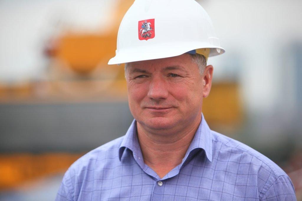 Около 600 городских объектов построят в российской столице к 2020-ому году