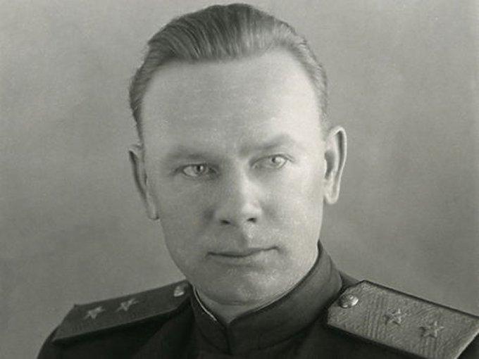 В столице открыт монумент начальнику советской разведки Павлу Фитину