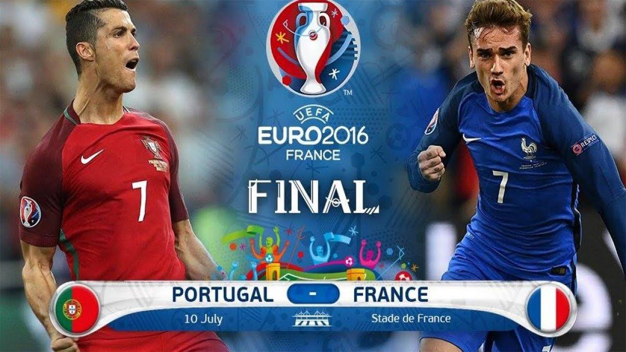 Сборные Франции иПортугалии вышли вфиналЧМ