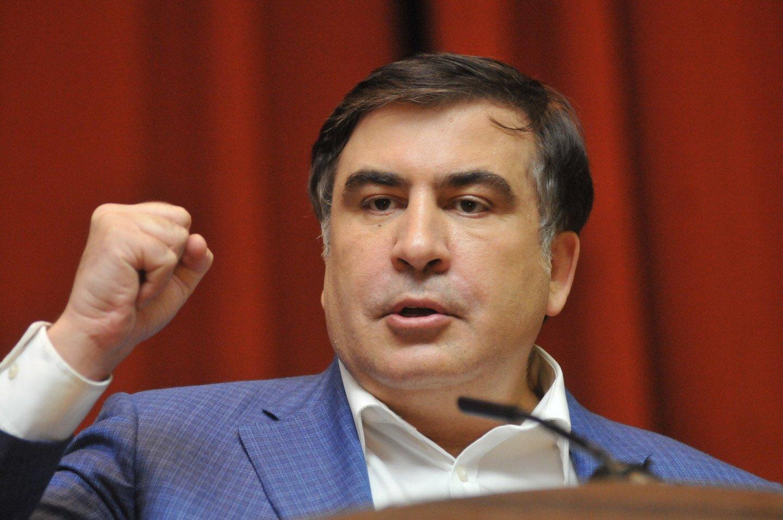Саакашвили озвучил список требований граждан Украины кПорошенко