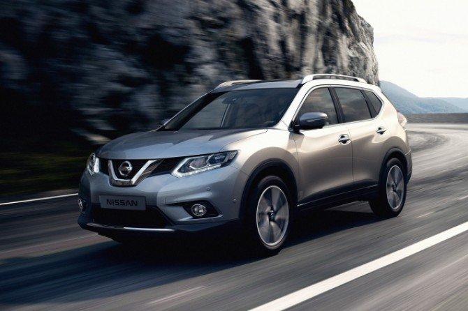 Российские продажи Nissan с начала года выросли на 2