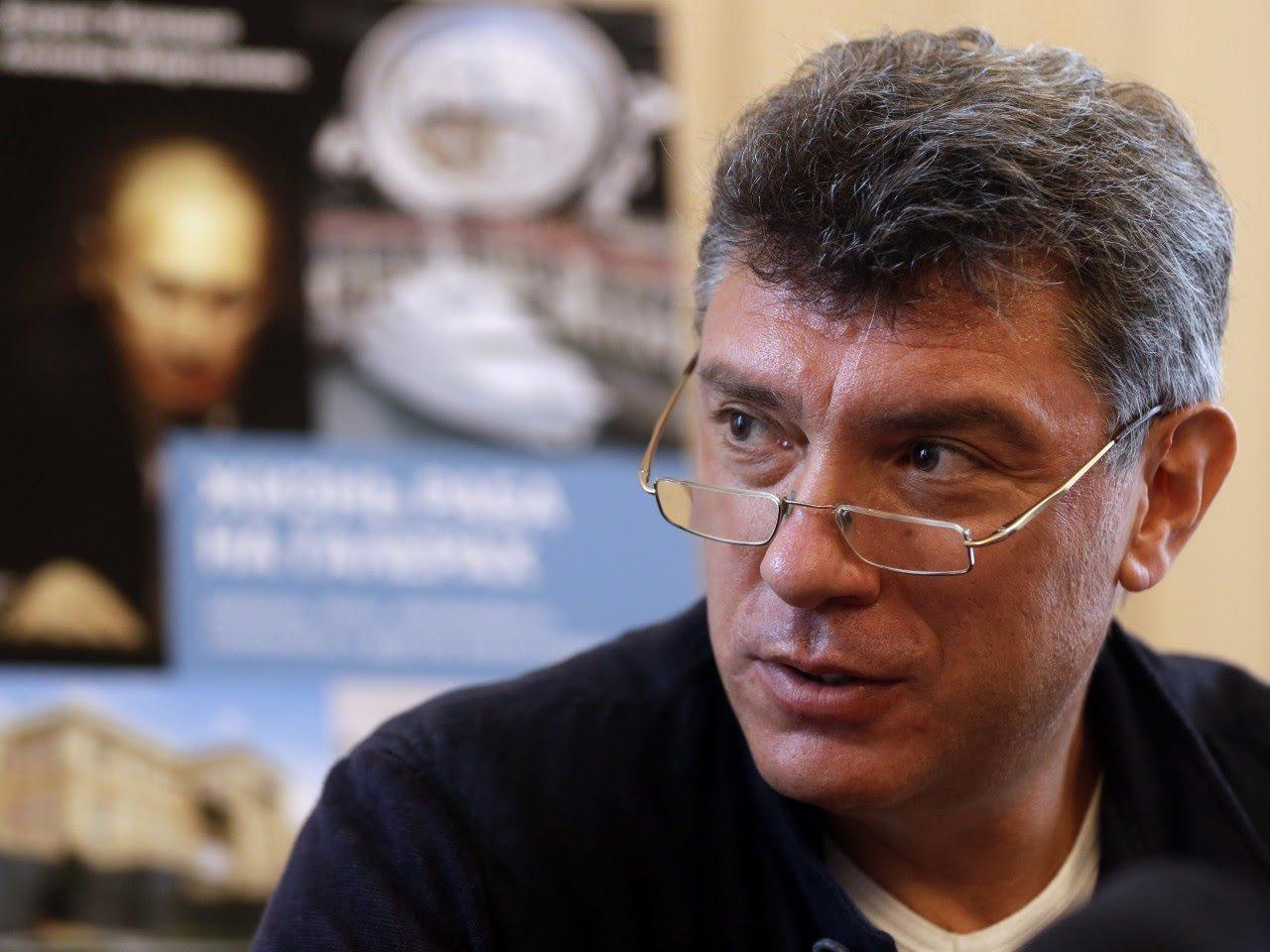 Мэр украинской столицы  предложил назвать один изскверов вчесть Немцова