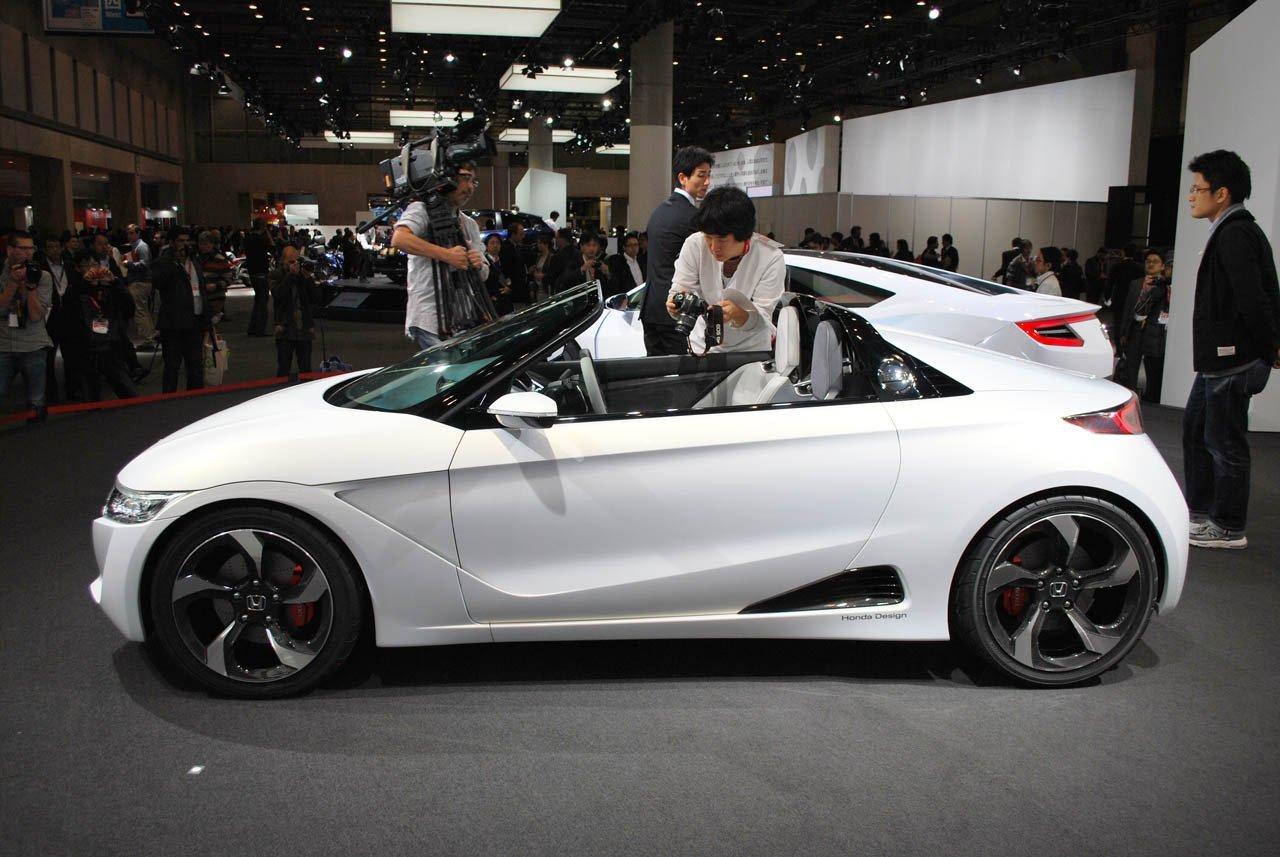 Специалисты назвали ТОП-5 самых ожидаемых новинок автомобильного салона вТокио