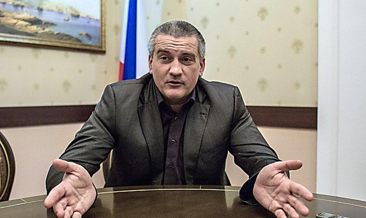 Аксенов ответил напредложение Порошенко вПАСЕ оповторном референдуме вКрыму