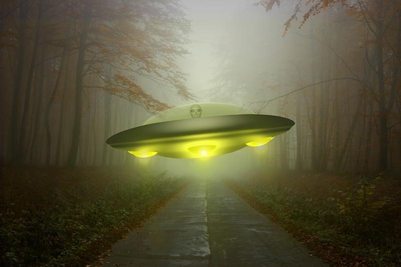 Ночью воВладивостоке были замечены инопланетяне
