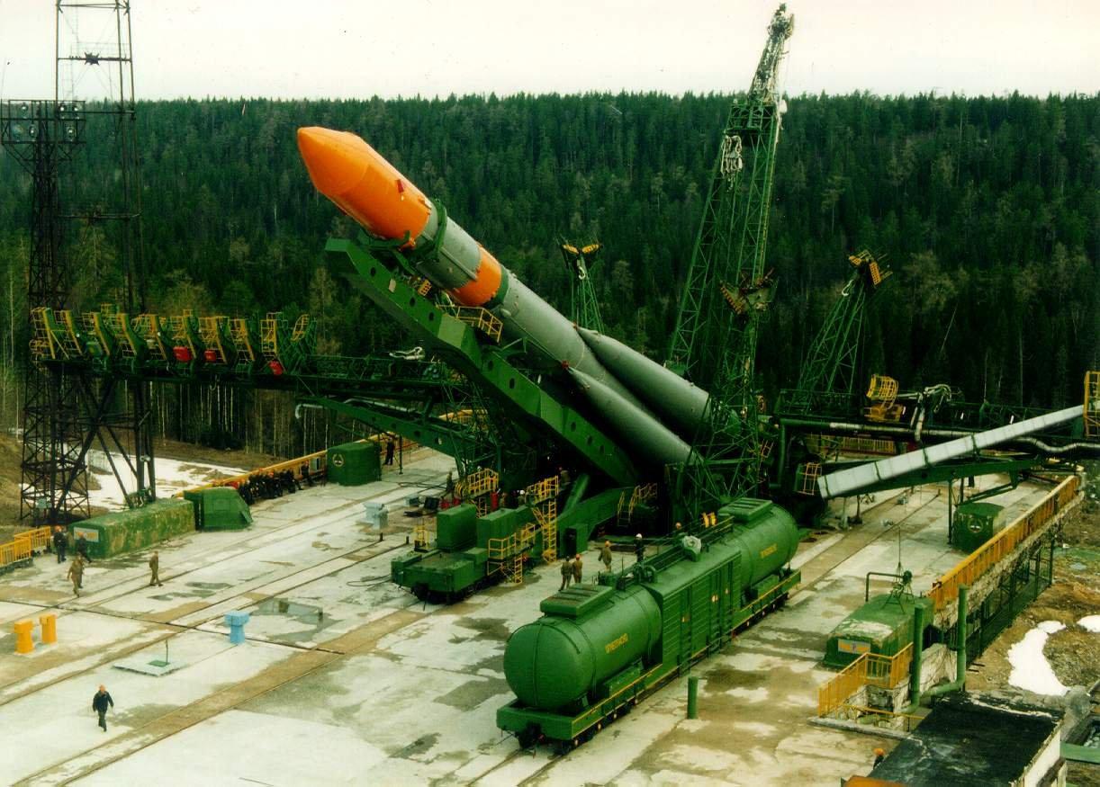 Сегодня сПлесецка запустят ракету «Рокот» соспутником Sentinel-5p