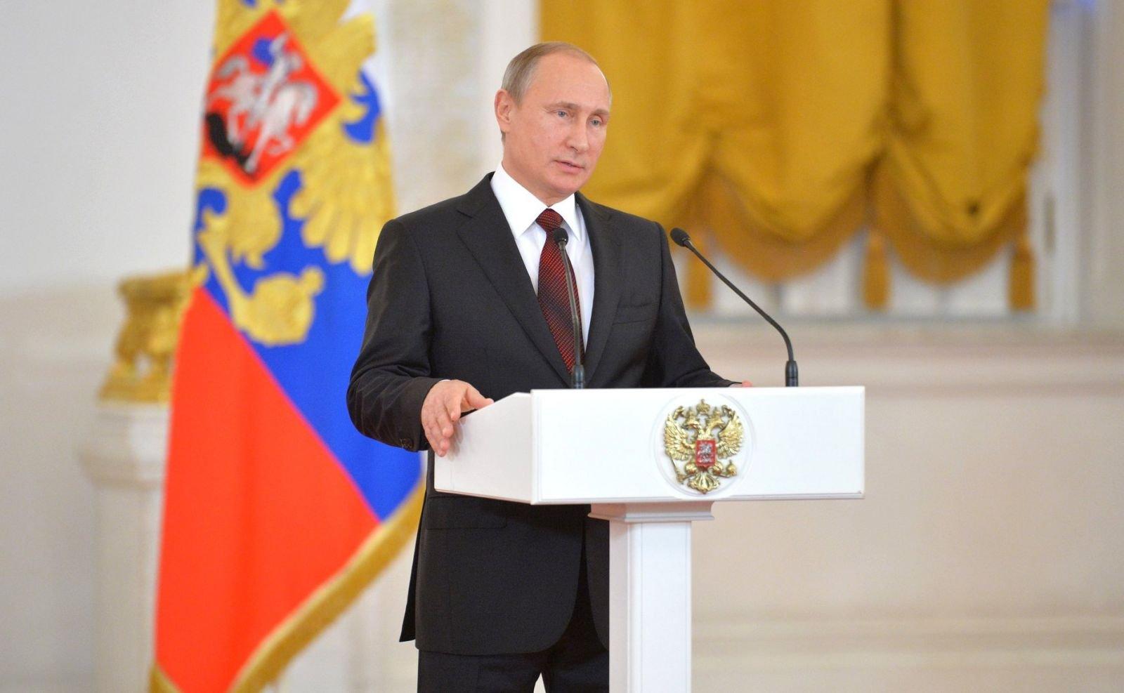 Путин готовит «очень важную» речь для выступления наВалдайском пленуме  — Кремль