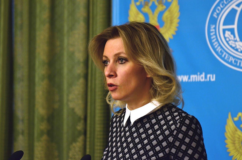 Для защиты отпропаганды украинских СМИ нужен сильный иммунитет— Захарова