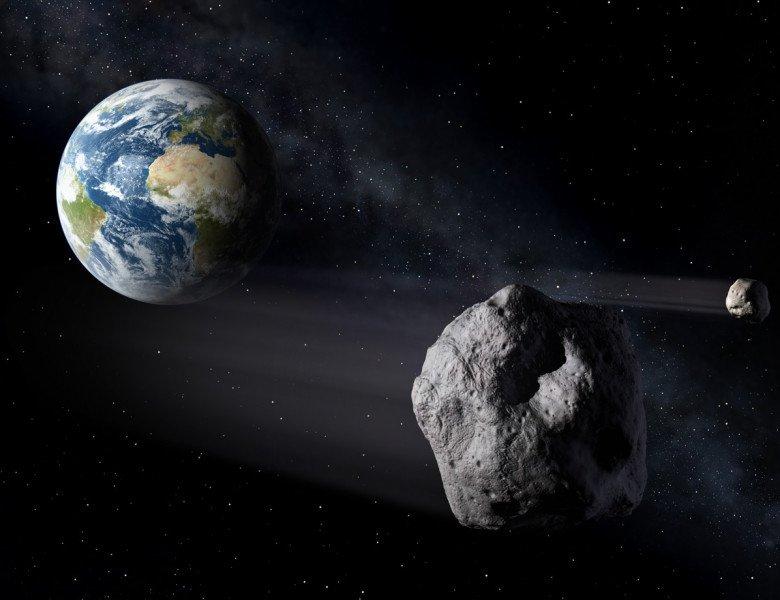 Астероид 2012 ТС4 может рухнуть на Землю в 2079 году