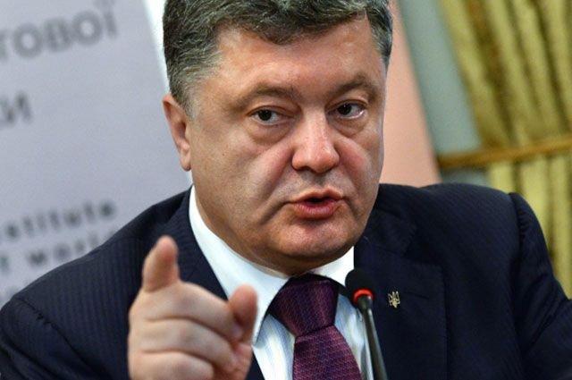 Президент Украины пообещал неповторять ошибок вековой давности