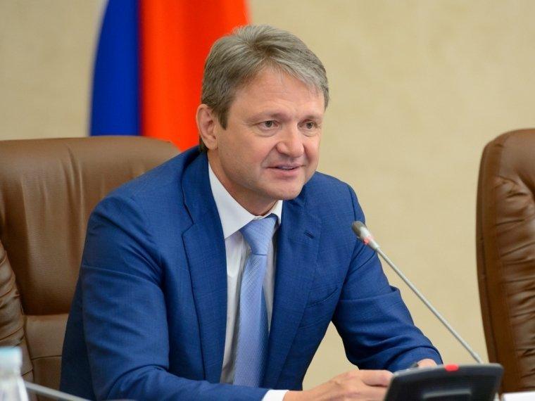 Оговорка министра Ткачева вызвала «фейспалм» у В.Путина