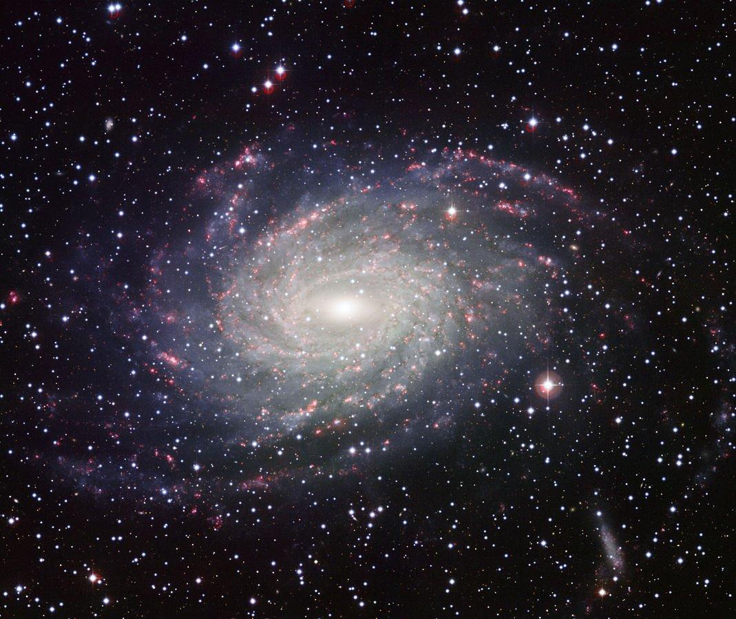 Учёные отыскали место, где кончается наша Галактика