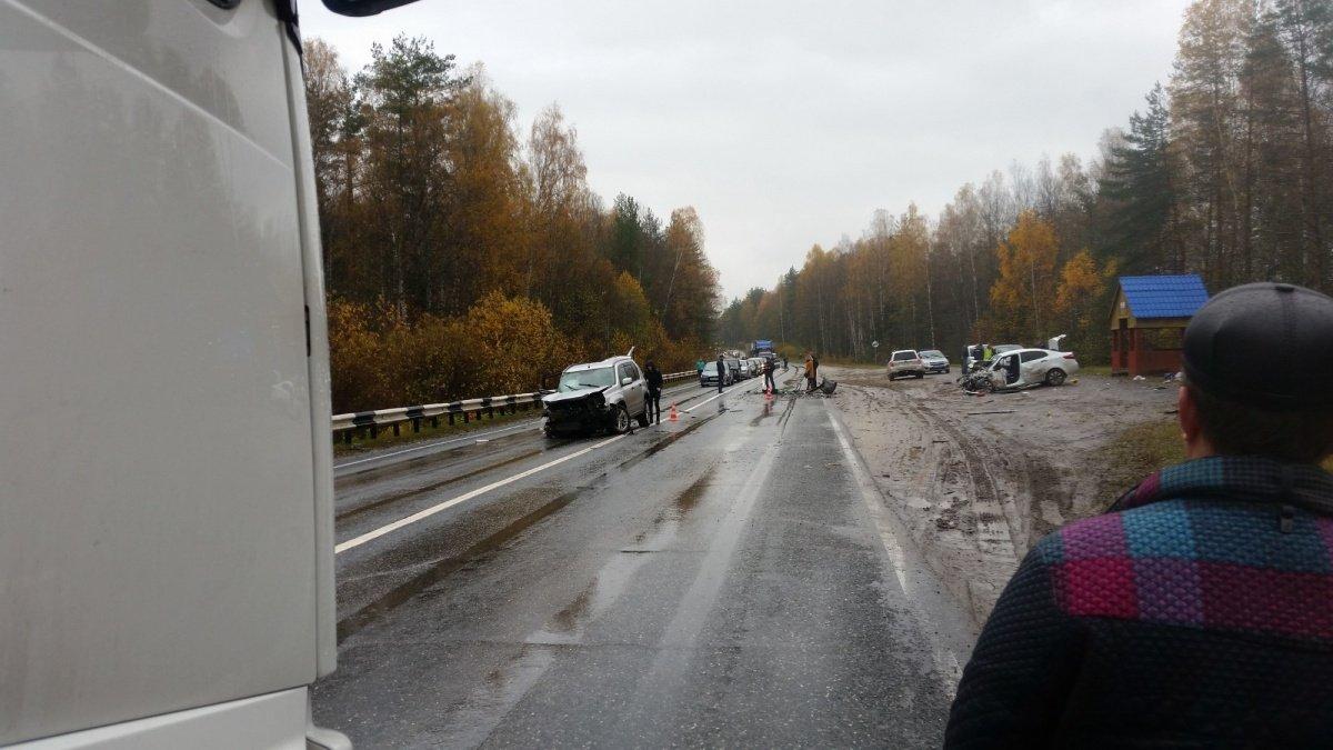 ВНижнем Новгороде шофёр «Волги» протаранил полицейский автомобиль