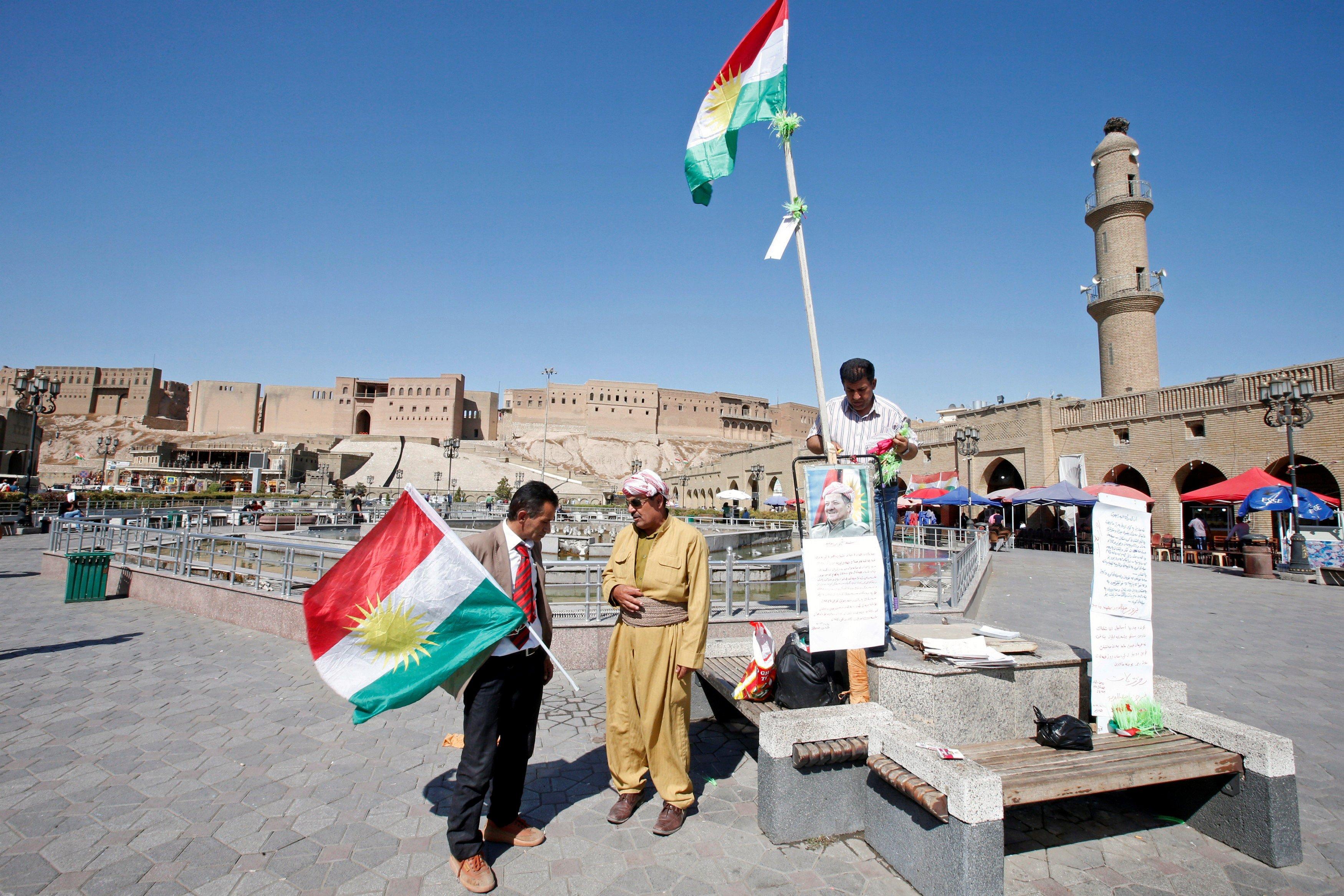 США призвали Ирак иКурдистан к уменьшению напряжённости
