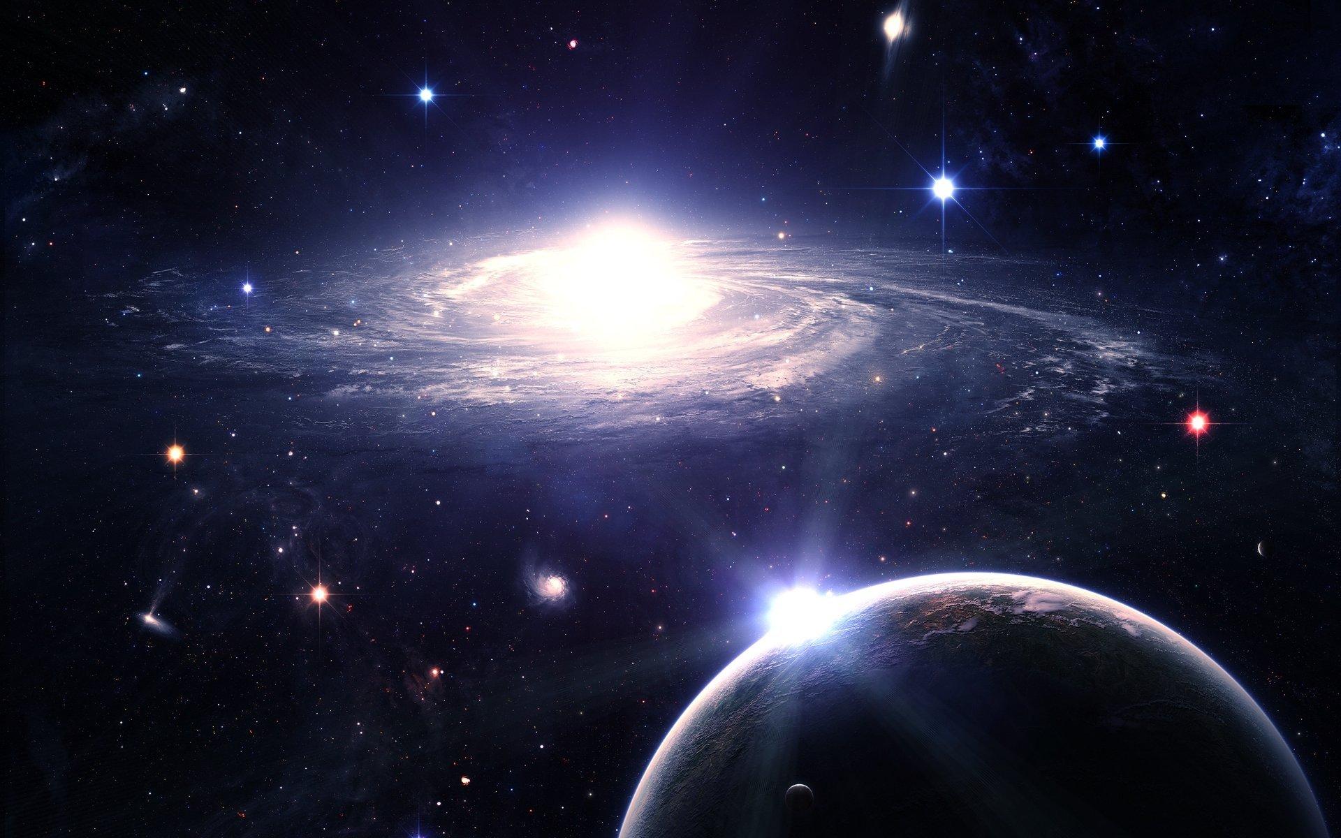 Ученые: Новые звезды появляются парами