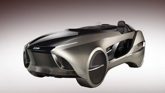 На автосалоне в Токио дебютирует беспилотный концепт Mitsubishi Electric EMIRAI 4