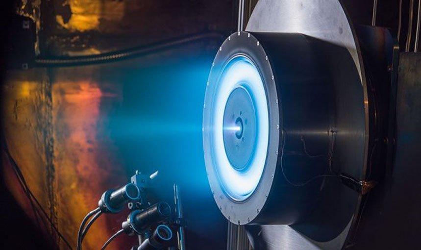 ВСША прошли тестирования суперскоростного ионного мотора