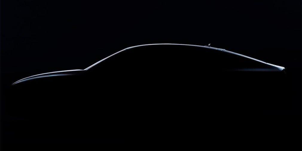 Ауди показала силуэт нового A7 Sportback