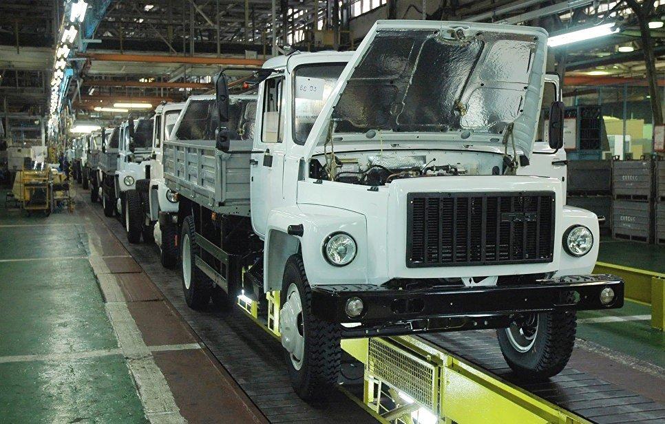 Набазе Горьковского автозавода создадут индустриальный парк