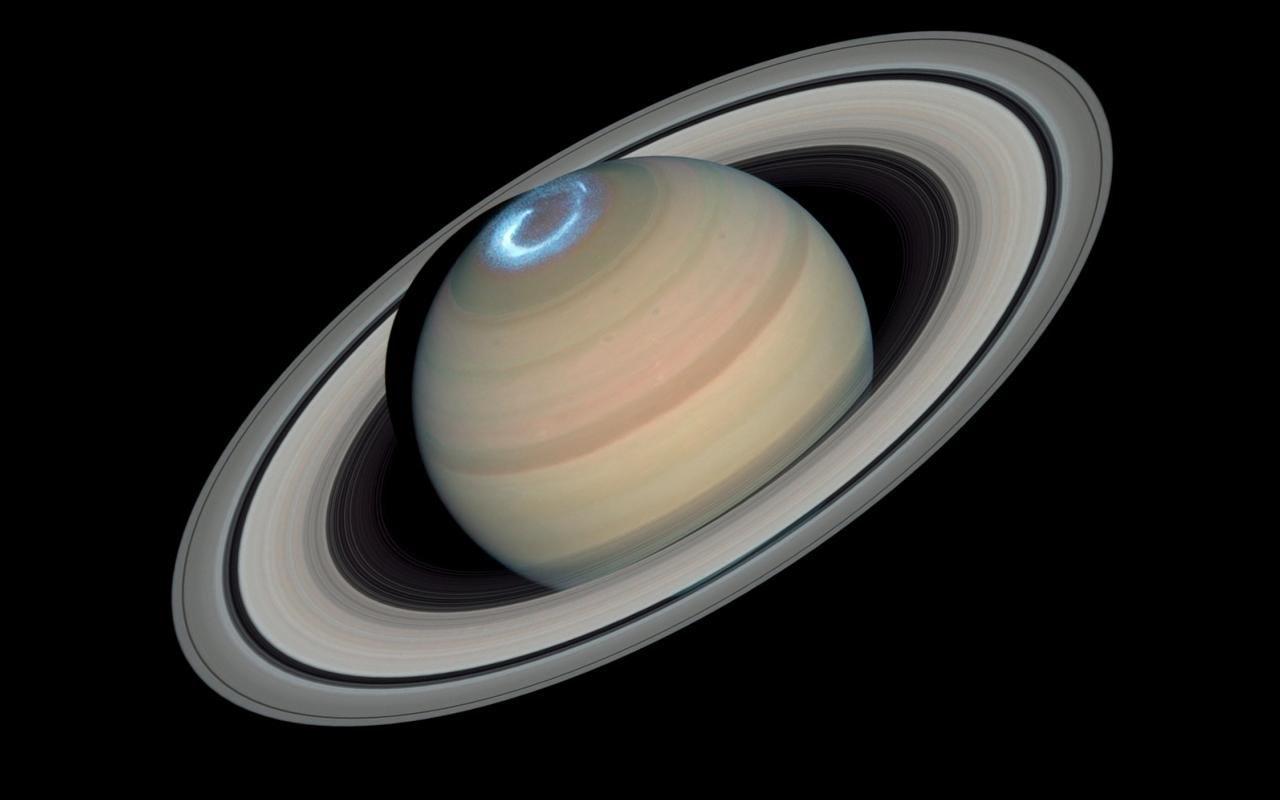 Ученые раскрыли тайну колец Сатурна