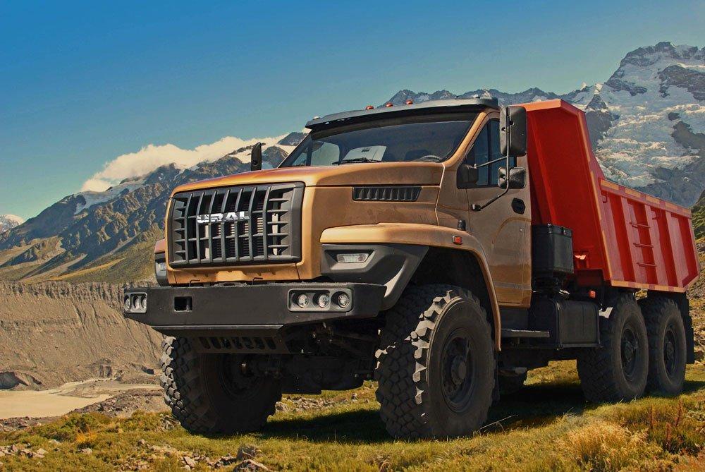 Русский рынок новых грузовых авто вначале осени 2017