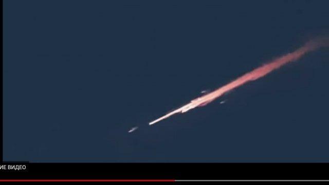 Граждане Дубая перепугались ракеты-носителя «Союз-2.1а»