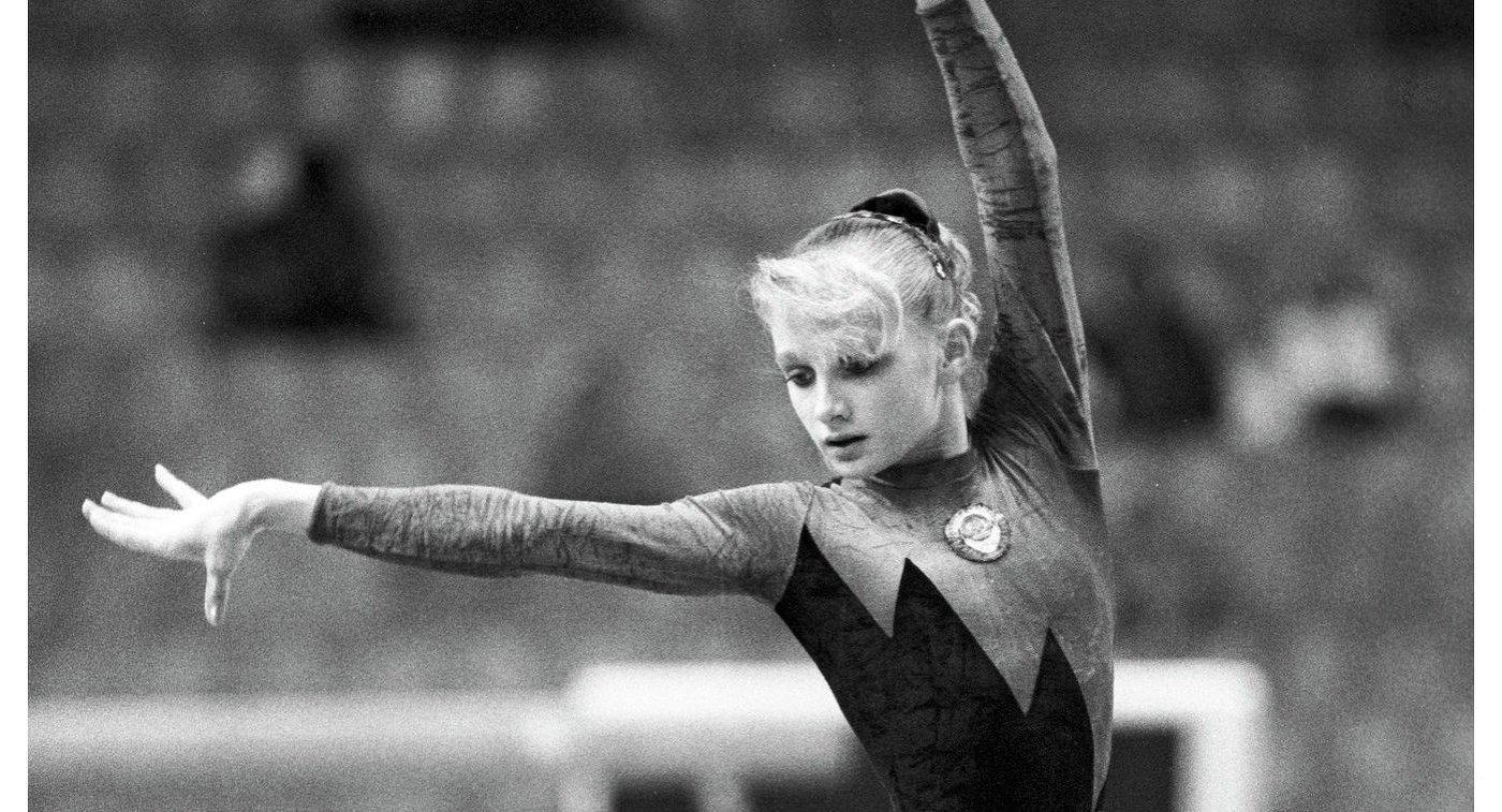 Советская гимнастка поведала обееизнасиловании Виталием Щербо