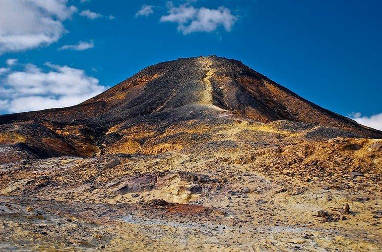 Падение Древнего Египта связали сизвержениями вулканов
