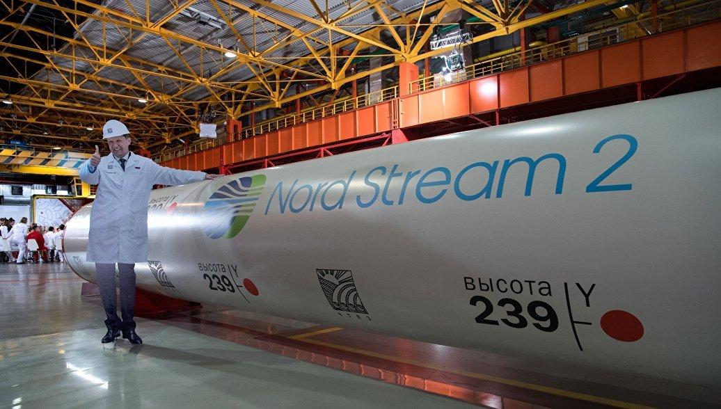 Москва отказалась считатьЕК стороной переговоров по«Северному потоку-2»