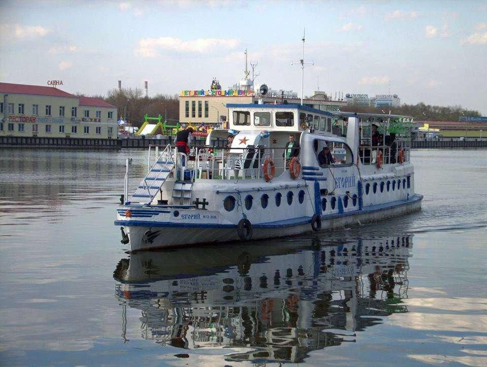 Мосгорсуд рассмотрит 23октября уголовное дело обугоне теплохода наМоскве-реке