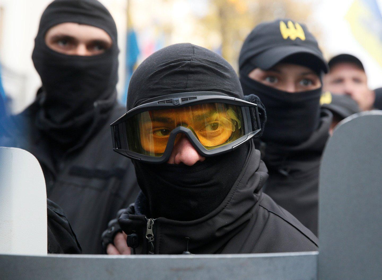 СМИ говорили о готовности «Правого сектора» кштурму Верховной Рады