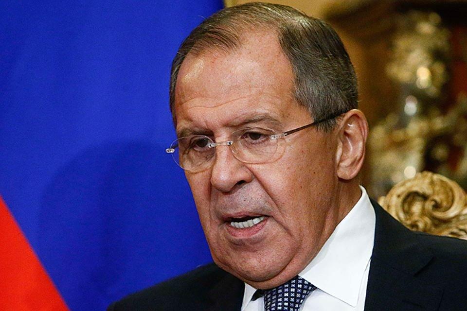 Лавров: РФнастаивает навыводе ядерного оружия США изЕвропы