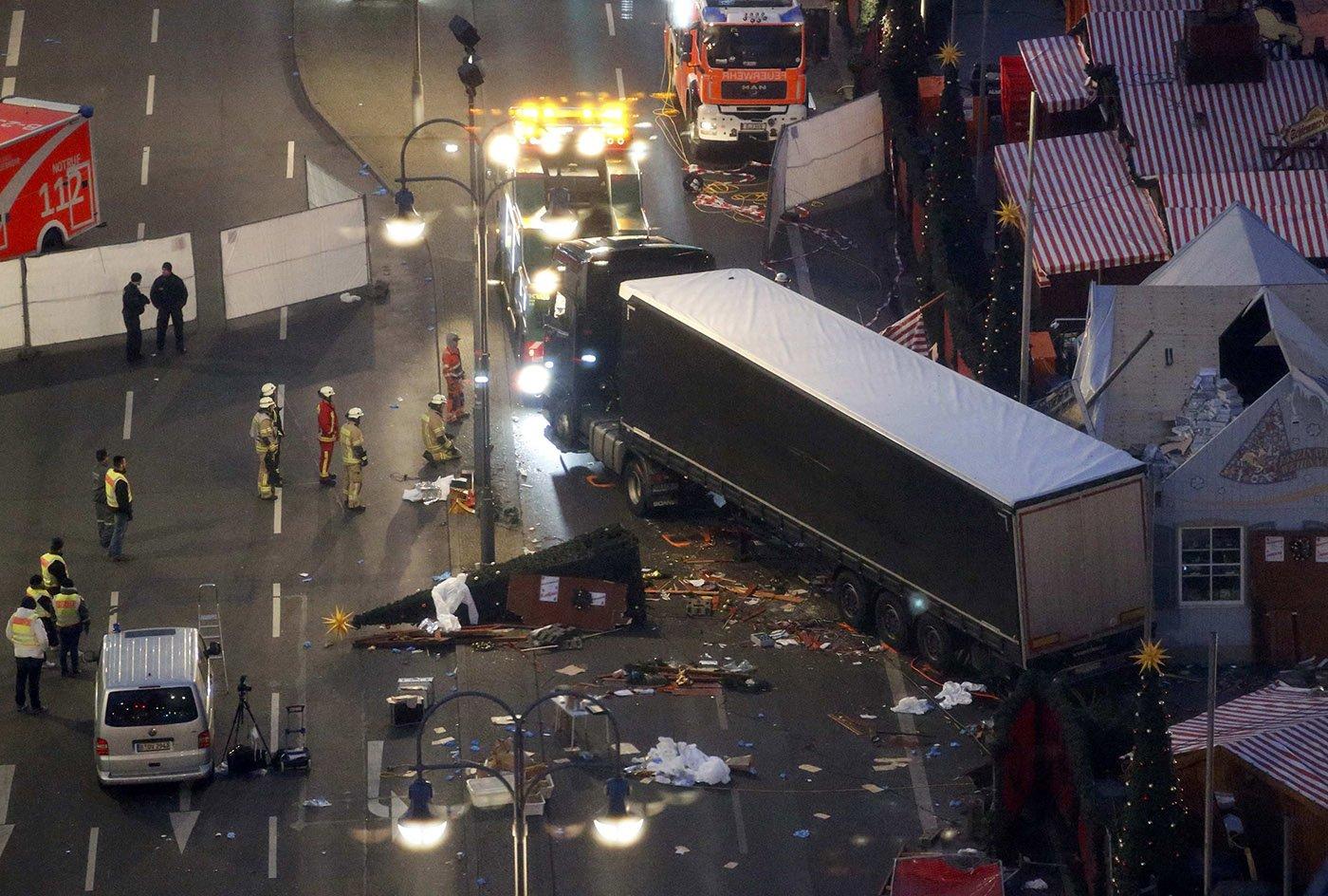 Спецслужбы ФРГ сами спровоцировали теракт вБерлине— Шпионский провал