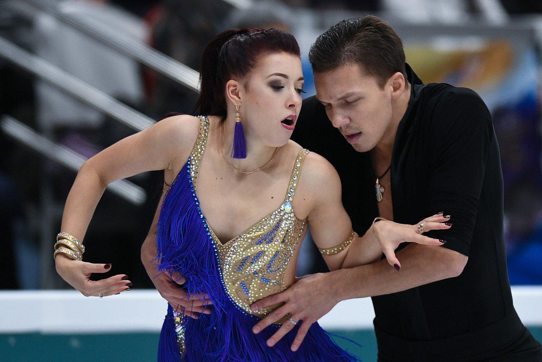 Фигуристы Боброва иСоловьев хотят работать над улучшением короткого танца