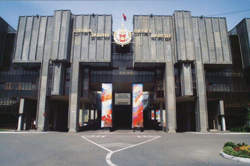 Глава подразделения Управления тылаГУ МВД столицы подозревается взлоупотреблении