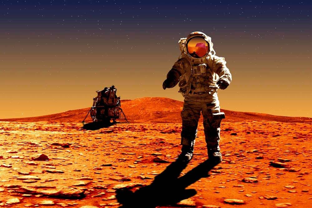 NASA запустило приложение для прогулок поМарсу