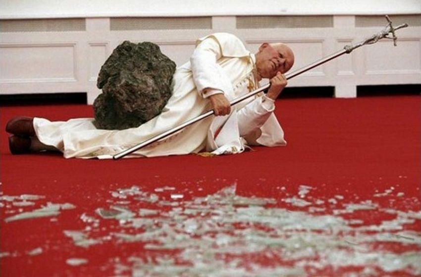 Ученые вычислили вероятность падения метеорита наголову