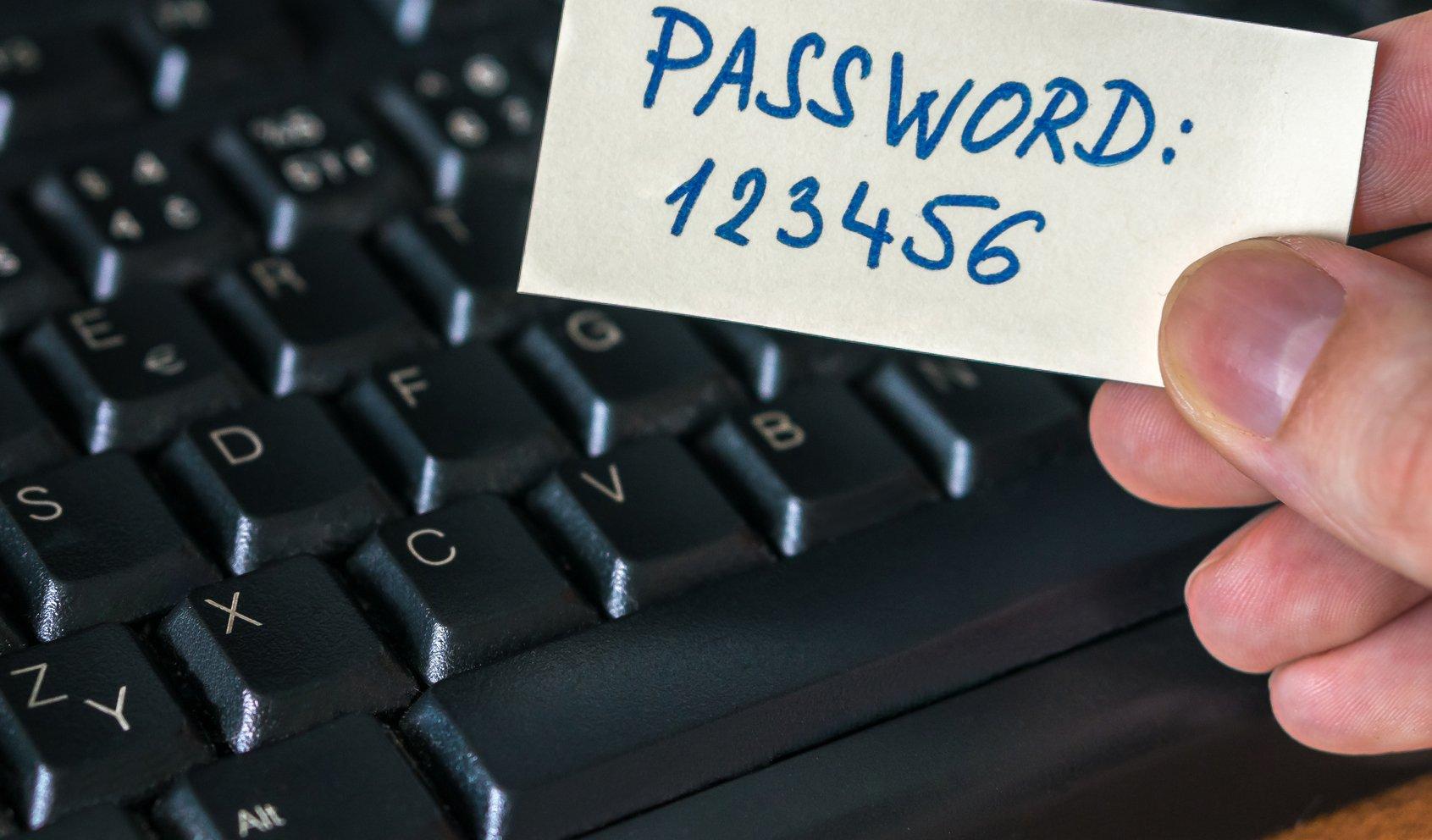 Специалисты  покибербезопасности дали советы посозданию качественного  пароля