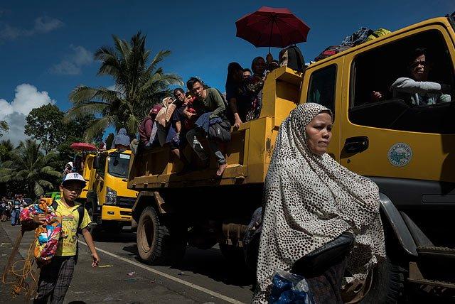 Филиппины объявили ополном освобождении Марави отсвязанных сИГ боевиков