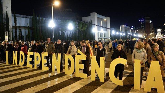 Парламент Каталонии даст ответ намеры Мадрида вчетверг