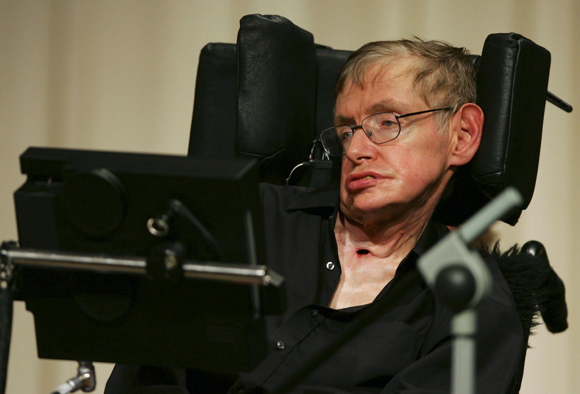Наука Техника  Кембридж выложил докторскую диссертацию Хокинга в открытый доступ